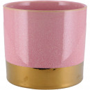 Keramik Kübel Vinas, D13,5cm, H12,5cm, für TO11, r